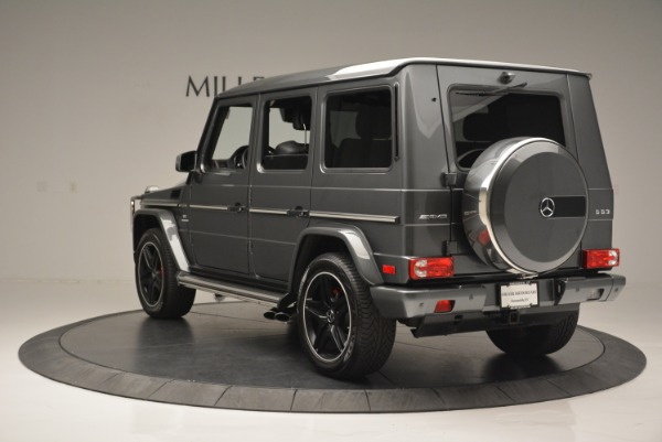 Used 2017 Mercedes-Benz G-Class AMG G 63 for sale Sold at Bentley Greenwich in Greenwich CT 06830 5