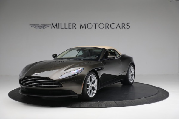 New 2019 Aston Martin DB11 V8 Convertible for sale Sold at Bentley Greenwich in Greenwich CT 06830 13