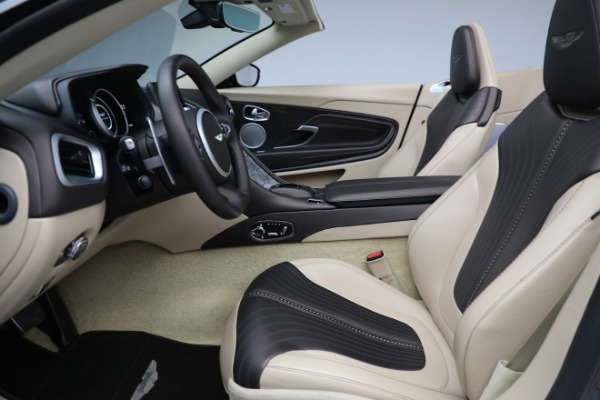 New 2019 Aston Martin DB11 V8 Convertible for sale Sold at Bentley Greenwich in Greenwich CT 06830 19