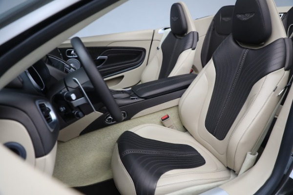 New 2019 Aston Martin DB11 V8 Convertible for sale Sold at Bentley Greenwich in Greenwich CT 06830 20