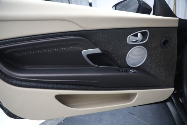 New 2019 Aston Martin DB11 V8 Convertible for sale Sold at Bentley Greenwich in Greenwich CT 06830 21