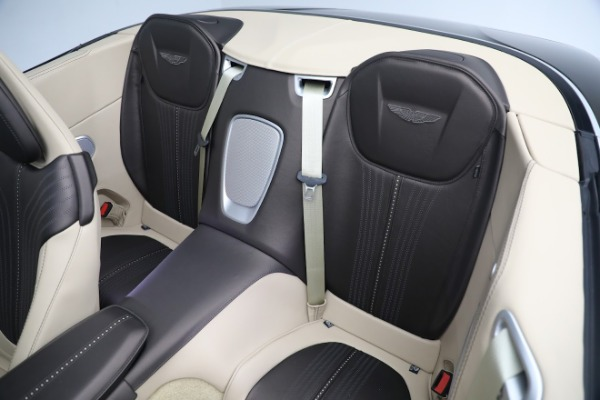 New 2019 Aston Martin DB11 V8 Convertible for sale Sold at Bentley Greenwich in Greenwich CT 06830 23