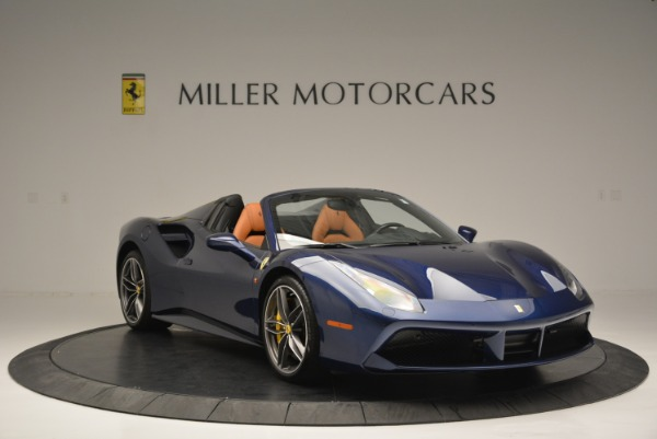 Used 2016 Ferrari 488 Spider for sale Sold at Bentley Greenwich in Greenwich CT 06830 11