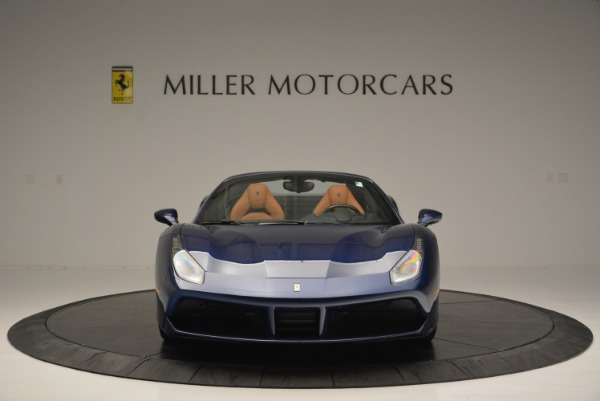Used 2016 Ferrari 488 Spider for sale Sold at Bentley Greenwich in Greenwich CT 06830 12