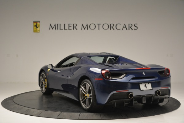 Used 2016 Ferrari 488 Spider for sale Sold at Bentley Greenwich in Greenwich CT 06830 17