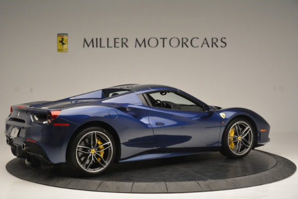 Used 2016 Ferrari 488 Spider for sale Sold at Bentley Greenwich in Greenwich CT 06830 20