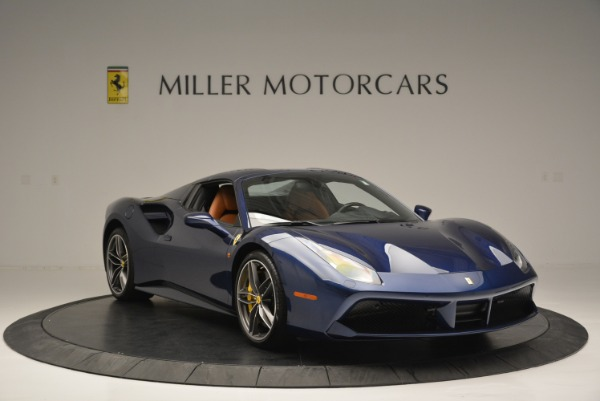 Used 2016 Ferrari 488 Spider for sale Sold at Bentley Greenwich in Greenwich CT 06830 23