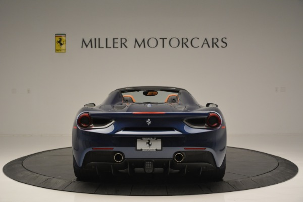 Used 2016 Ferrari 488 Spider for sale Sold at Bentley Greenwich in Greenwich CT 06830 6