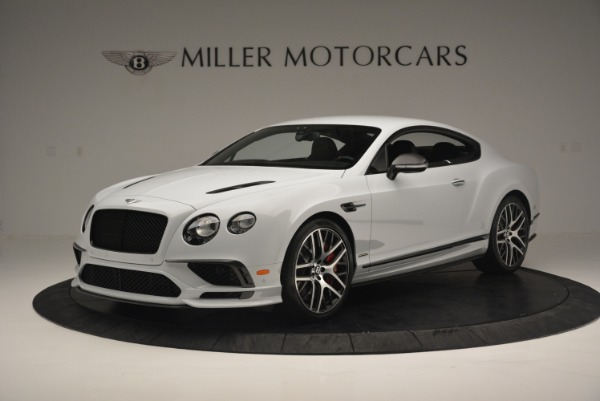Used 2017 Bentley Continental GT Supersports for sale Sold at Bentley Greenwich in Greenwich CT 06830 2