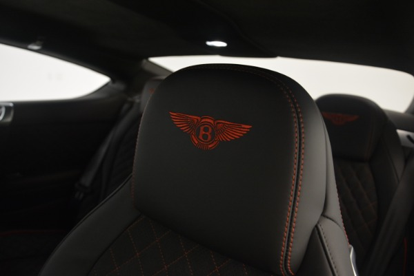 Used 2017 Bentley Continental GT Supersports for sale Sold at Bentley Greenwich in Greenwich CT 06830 25