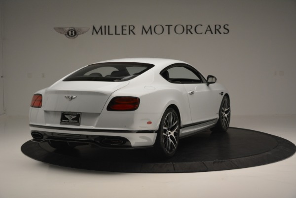 Used 2017 Bentley Continental GT Supersports for sale Sold at Bentley Greenwich in Greenwich CT 06830 7