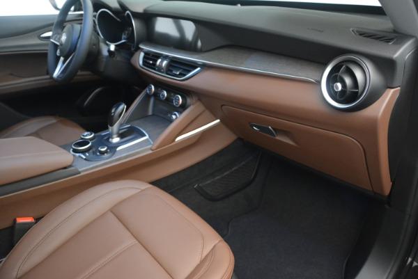 New 2018 Alfa Romeo Stelvio Ti Q4 for sale Sold at Bentley Greenwich in Greenwich CT 06830 19