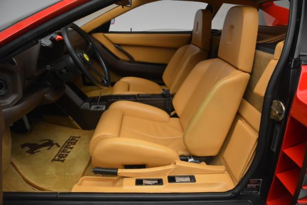 Used 1990 Ferrari Testarossa for sale Sold at Bentley Greenwich in Greenwich CT 06830 14