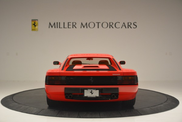 Used 1990 Ferrari Testarossa for sale Sold at Bentley Greenwich in Greenwich CT 06830 6