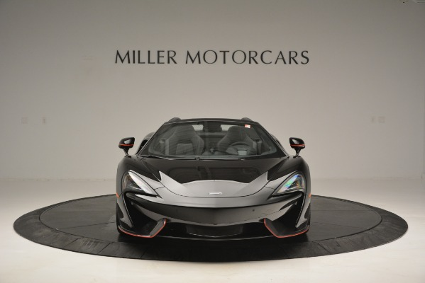 Used 2018 McLaren 570S Spider for sale Sold at Bentley Greenwich in Greenwich CT 06830 12