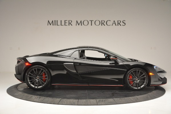 Used 2018 McLaren 570S Spider for sale Sold at Bentley Greenwich in Greenwich CT 06830 20