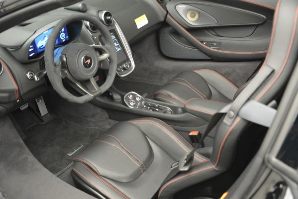 Used 2018 McLaren 570S Spider for sale Sold at Bentley Greenwich in Greenwich CT 06830 23