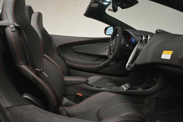 Used 2018 McLaren 570S Spider for sale Sold at Bentley Greenwich in Greenwich CT 06830 27