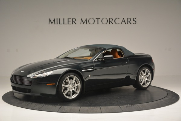 Used 2008 Aston Martin V8 Vantage Roadster for sale Sold at Bentley Greenwich in Greenwich CT 06830 10