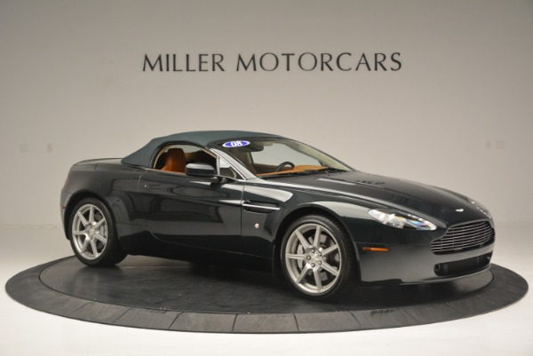 Used 2008 Aston Martin V8 Vantage Roadster for sale Sold at Bentley Greenwich in Greenwich CT 06830 13