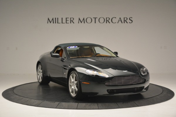 Used 2008 Aston Martin V8 Vantage Roadster for sale Sold at Bentley Greenwich in Greenwich CT 06830 14