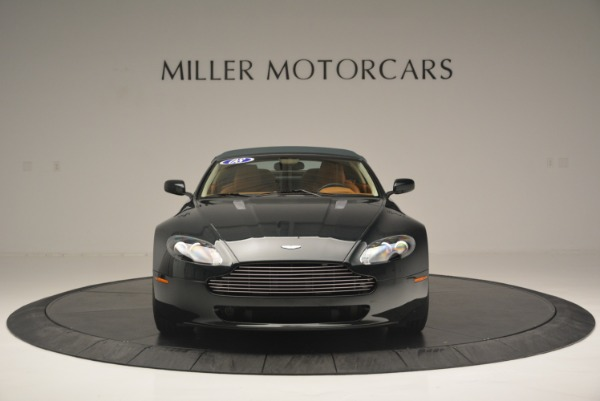 Used 2008 Aston Martin V8 Vantage Roadster for sale Sold at Bentley Greenwich in Greenwich CT 06830 15