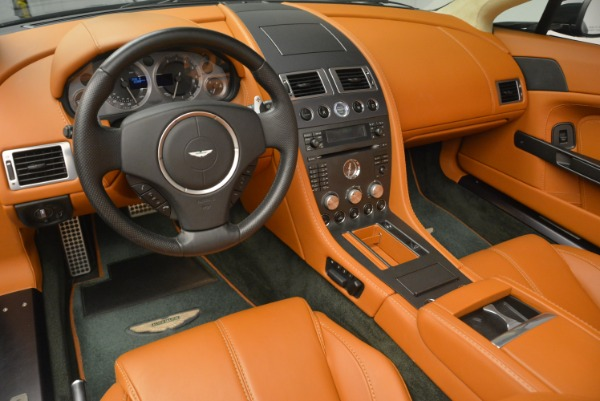 Used 2008 Aston Martin V8 Vantage Roadster for sale Sold at Bentley Greenwich in Greenwich CT 06830 17
