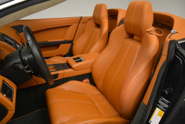 Used 2008 Aston Martin V8 Vantage Roadster for sale Sold at Bentley Greenwich in Greenwich CT 06830 18