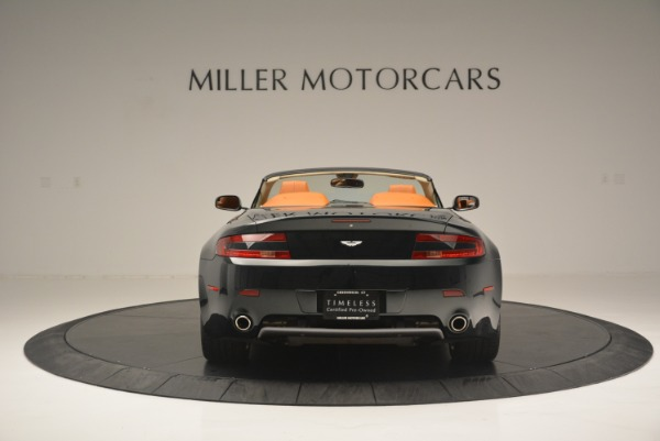 Used 2008 Aston Martin V8 Vantage Roadster for sale Sold at Bentley Greenwich in Greenwich CT 06830 6