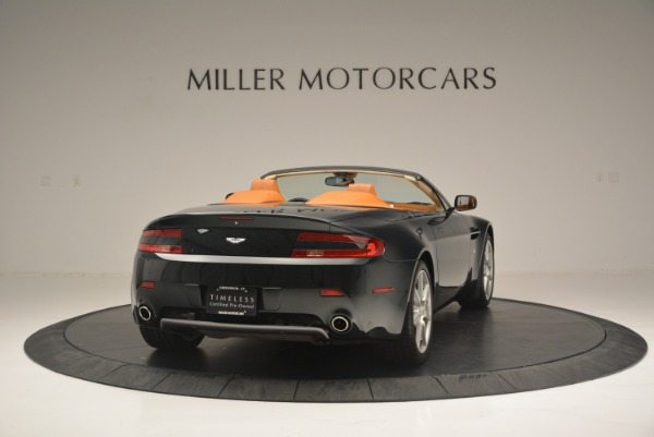 Used 2008 Aston Martin V8 Vantage Roadster for sale Sold at Bentley Greenwich in Greenwich CT 06830 7