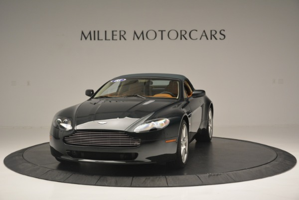 Used 2008 Aston Martin V8 Vantage Roadster for sale Sold at Bentley Greenwich in Greenwich CT 06830 9