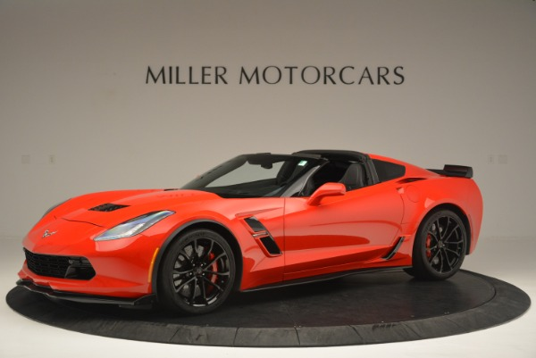 Used 2017 Chevrolet Corvette Grand Sport for sale Sold at Bentley Greenwich in Greenwich CT 06830 14