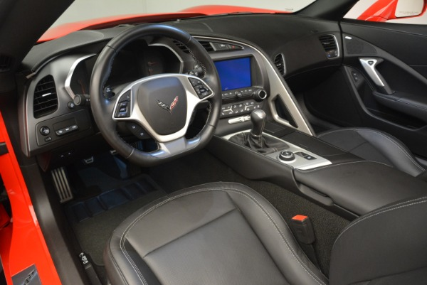 Used 2017 Chevrolet Corvette Grand Sport for sale Sold at Bentley Greenwich in Greenwich CT 06830 26