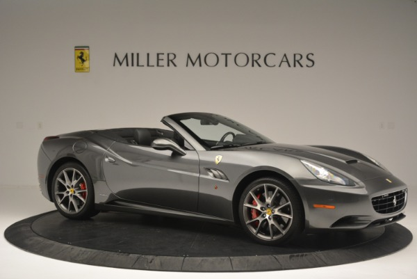 Used 2010 Ferrari California for sale Sold at Bentley Greenwich in Greenwich CT 06830 10