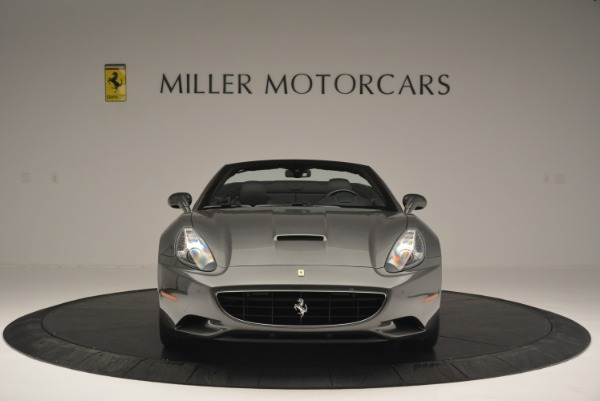 Used 2010 Ferrari California for sale Sold at Bentley Greenwich in Greenwich CT 06830 12