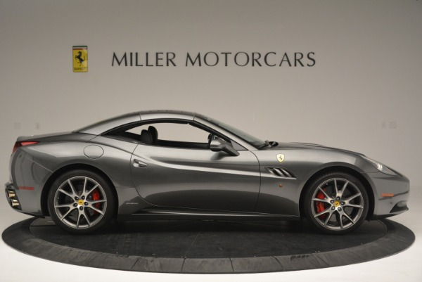 Used 2010 Ferrari California for sale Sold at Bentley Greenwich in Greenwich CT 06830 21