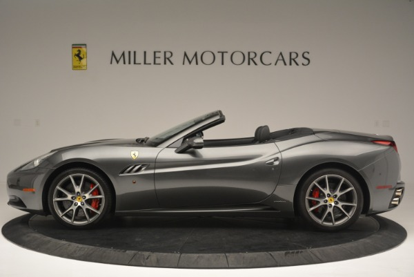 Used 2010 Ferrari California for sale Sold at Bentley Greenwich in Greenwich CT 06830 3