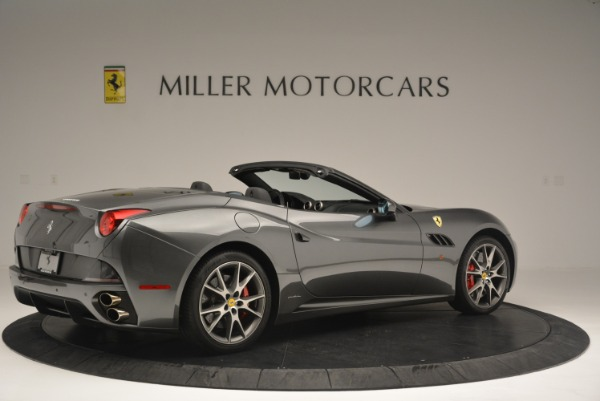 Used 2010 Ferrari California for sale Sold at Bentley Greenwich in Greenwich CT 06830 8