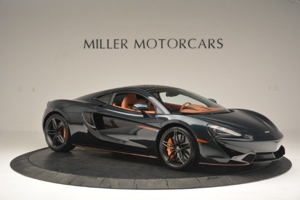 New 2018 McLaren 570GT Coupe for sale Sold at Bentley Greenwich in Greenwich CT 06830 10