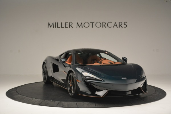 New 2018 McLaren 570GT Coupe for sale Sold at Bentley Greenwich in Greenwich CT 06830 11