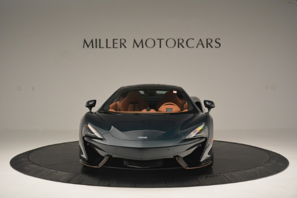 New 2018 McLaren 570GT Coupe for sale Sold at Bentley Greenwich in Greenwich CT 06830 12