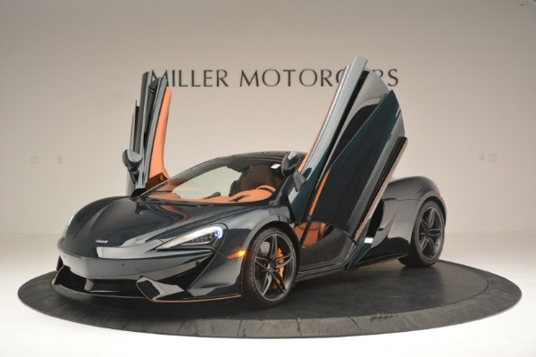New 2018 McLaren 570GT Coupe for sale Sold at Bentley Greenwich in Greenwich CT 06830 14