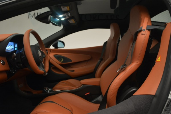 New 2018 McLaren 570GT Coupe for sale Sold at Bentley Greenwich in Greenwich CT 06830 17