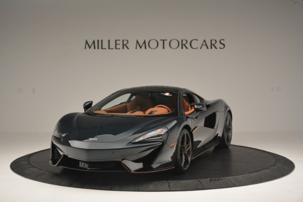 New 2018 McLaren 570GT Coupe for sale Sold at Bentley Greenwich in Greenwich CT 06830 2