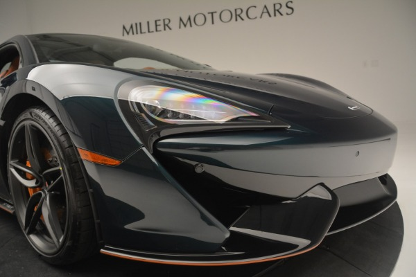 New 2018 McLaren 570GT Coupe for sale Sold at Bentley Greenwich in Greenwich CT 06830 24