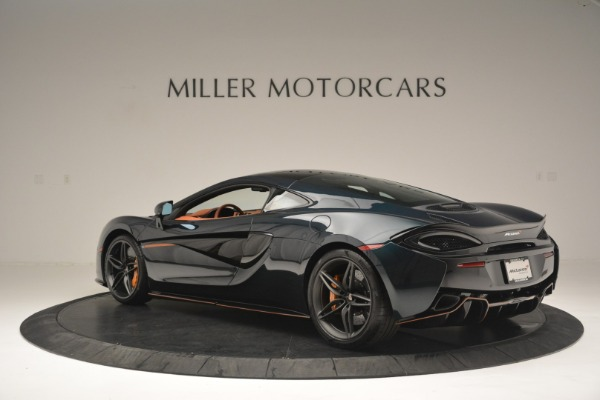 New 2018 McLaren 570GT Coupe for sale Sold at Bentley Greenwich in Greenwich CT 06830 4