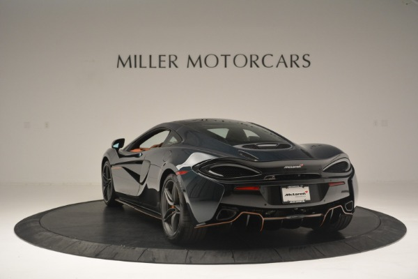 New 2018 McLaren 570GT Coupe for sale Sold at Bentley Greenwich in Greenwich CT 06830 5