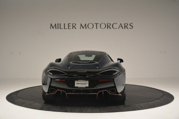 New 2018 McLaren 570GT Coupe for sale Sold at Bentley Greenwich in Greenwich CT 06830 6