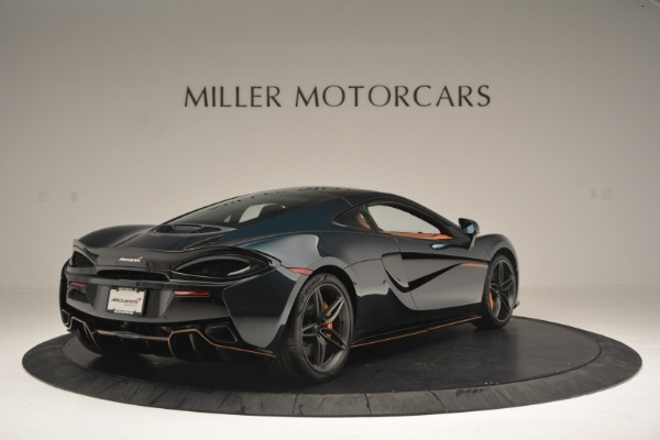 New 2018 McLaren 570GT Coupe for sale Sold at Bentley Greenwich in Greenwich CT 06830 7