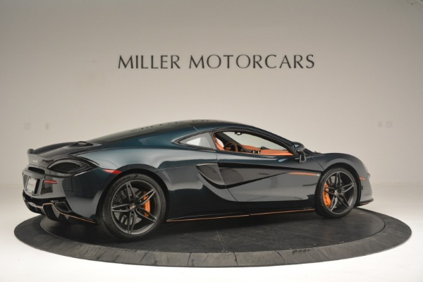 New 2018 McLaren 570GT Coupe for sale Sold at Bentley Greenwich in Greenwich CT 06830 8